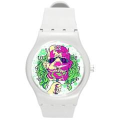 Bozo Zombie Plastic Sport Watch (medium) by Contest1731890