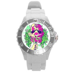 Bozo Zombie Plastic Sport Watch (large) by Contest1731890