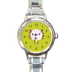Moshi watch Round Italian Charm Watch by Contest1771913