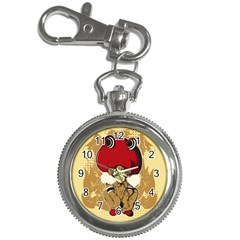 Flan Key Chain & Watch by DesignsbyReg2