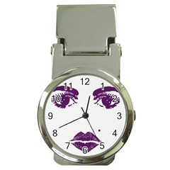 Beauty Time Money Clip With Watch by Contest1704350