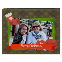 Xmas By Betty   Cosmetic Bag (xxxl)   Pospw5llf0bg   Www Artscow Com Front