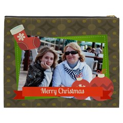 Xmas By Betty   Cosmetic Bag (xxxl)   Pospw5llf0bg   Www Artscow Com Back
