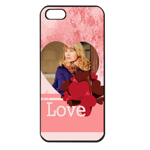 Love By Anita   Apple Iphone 5 Seamless Case (black)   U9t5gki2l3fy   Www Artscow Com Front