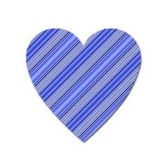 Lines Magnet (heart) by Siebenhuehner