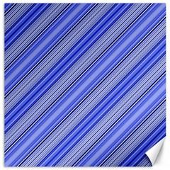Lines Canvas 20  X 20  (unframed) by Siebenhuehner