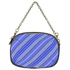 Lines Chain Purse (One Side)