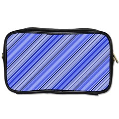 Lines Travel Toiletry Bag (two Sides) by Siebenhuehner
