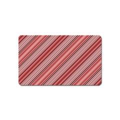 Lines Magnet (name Card) by Siebenhuehner