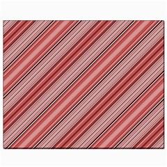 Lines Canvas 8  X 10  (unframed) by Siebenhuehner