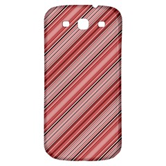 Lines Samsung Galaxy S3 S Iii Classic Hardshell Back Case by Siebenhuehner