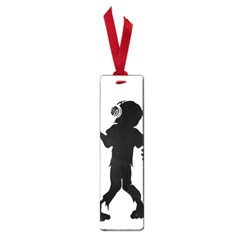 Zombie Boogie Small Bookmark by willagher
