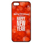 new year - Apple iPhone 5 Seamless Case (Black)