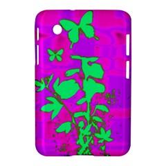 Butterfly Samsung Galaxy Tab 2 (7 ) P3100 Hardshell Case