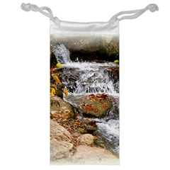 Waterfall Jewelry Bag by uniquedesignsbycassie