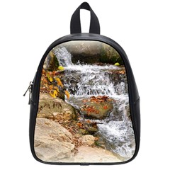 Waterfall School Bag (small) by uniquedesignsbycassie