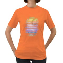 Nervous Womens' T Shirt (colored) by Contest1741955