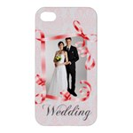 wedding - Apple iPhone 4/4S Premium Hardshell Case