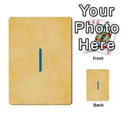 Study Card By Divad Brown   Multi Purpose Cards (rectangle)   Hhec2n4fk5am   Www Artscow Com Front 18