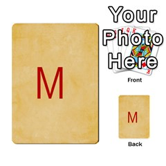 Study Card By Divad Brown   Multi Purpose Cards (rectangle)   Hhec2n4fk5am   Www Artscow Com Front 23