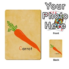 Study Card By Divad Brown   Multi Purpose Cards (rectangle)   Hhec2n4fk5am   Www Artscow Com Back 28