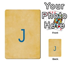 Study Card By Divad Brown   Multi Purpose Cards (rectangle)   Hhec2n4fk5am   Www Artscow Com Back 4