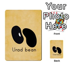 Study Card By Divad Brown   Multi Purpose Cards (rectangle)   Hhec2n4fk5am   Www Artscow Com Front 40