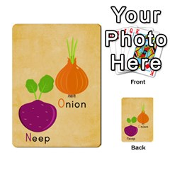 Study Card By Divad Brown   Multi Purpose Cards (rectangle)   Hhec2n4fk5am   Www Artscow Com Front 42