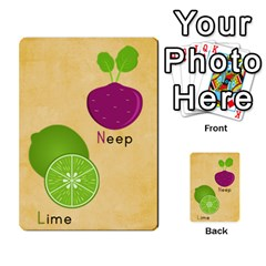 Study Card By Divad Brown   Multi Purpose Cards (rectangle)   Hhec2n4fk5am   Www Artscow Com Back 46