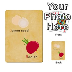 Study Card By Divad Brown   Multi Purpose Cards (rectangle)   Hhec2n4fk5am   Www Artscow Com Front 50