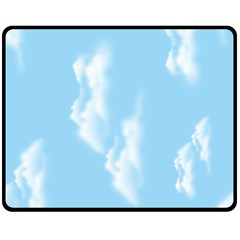 In The Sky Fleece Blanket (medium) by Contest1753604