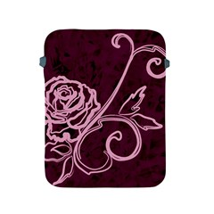 Rose Apple Ipad Protective Sleeve by uniquedesignsbycassie