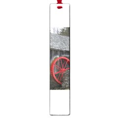 Vermont Christmas Barn Large Bookmark by plainandsimple