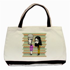 The Cheeky Buddies Classic Tote Bag by doodlelabel