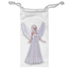 Beautiful Fairy Nymph Faerie Fairytale Jewelry Bag by goldenjackal