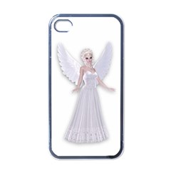 Beautiful Fairy Nymph Faerie Fairytale Apple Iphone 4 Case (black) by goldenjackal