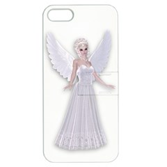 Beautiful Fairy Nymph Faerie Fairytale Apple Iphone 5 Hardshell Case With Stand by goldenjackal