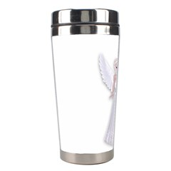 Beautiful fairy nymph faerie fairytale Stainless Steel Travel Tumbler