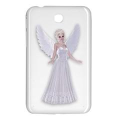 Beautiful Fairy Nymph Faerie Fairytale Samsung Galaxy Tab 3 (7 ) P3200 Hardshell Case  by goldenjackal