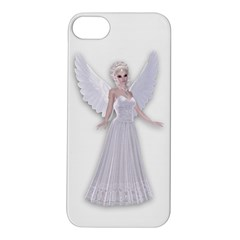 Beautiful Fairy Nymph Faerie Fairytale Apple Iphone 5s Hardshell Case by goldenjackal