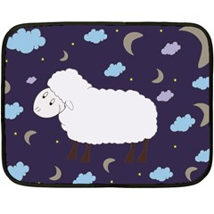 Time to dream  Mini Fleece Blanket (Single Sided) by Contest1740511