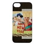 new year - Apple iPhone 5S/ SE Hardshell Case