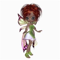 Fairy Nymph Fairie Canvas 12  X 12  (unframed) by goldenjackal