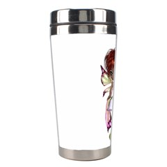 Fairy Magic Faerie In A Dress Stainless Steel Travel Tumbler by goldenjackal