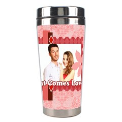 Love By Ki Ki   Stainless Steel Travel Tumbler   Gv6g2jy7qmq8   Www Artscow Com Center