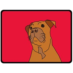 My Dog Fleece Blanket (Extra Large) by Contest1615313