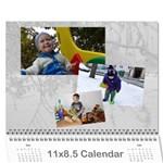 жорик - Wall Calendar 11  x 8.5  (12-Months)