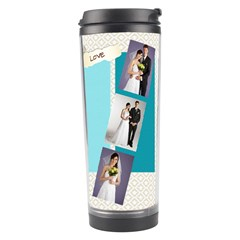 Wedding By Paula Green   Travel Tumbler   Mc552uufho5g   Www Artscow Com Left