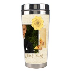 Wedding By Paula Green   Stainless Steel Travel Tumbler   9l1tkzy9ovos   Www Artscow Com Right