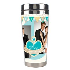 Wedding By Paula Green   Stainless Steel Travel Tumbler   E06jbbj2wh6q   Www Artscow Com Center